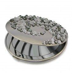 Mont Bleu Corals Luxury Compact Makeup Mirror ACS-07.1