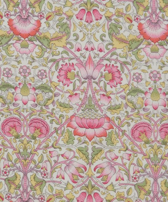 Liberty Art Fabrics Lodden A Tana Lawn William Morris design