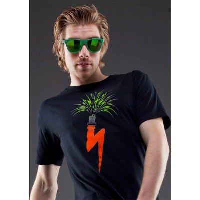 Rock Carrot T-shirt Black AU$65. #men #fashion #sportswear