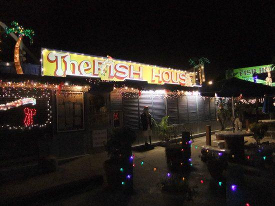 Fish Restaurant Key Largo