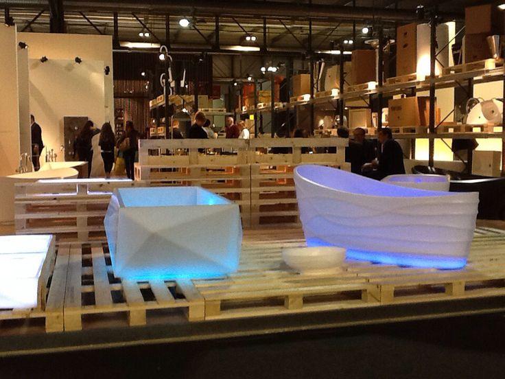 Salone Del Mobile! Milano 2016!  New bathtubs
