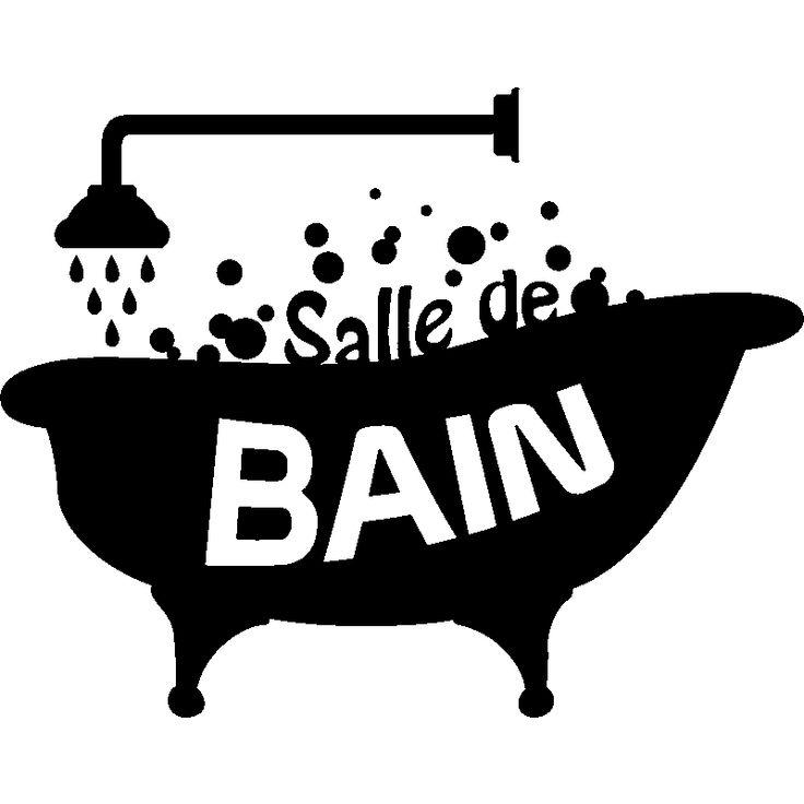 Les 25 Meilleures Id Es De La Cat Gorie Stickers Salle De Bain Sur Pinterest Sticker Salle De