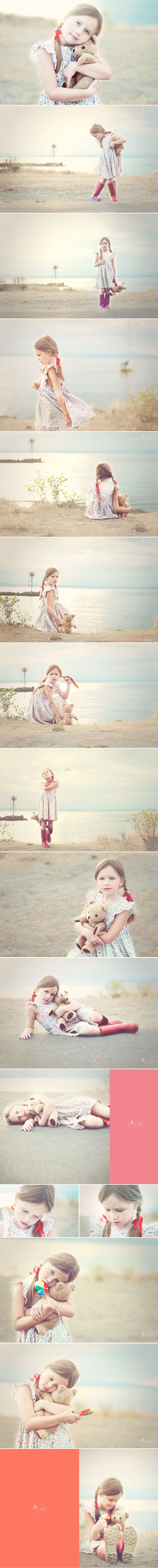 miss myra in seattle / seattle child photographer » The Red Balloon Photography
