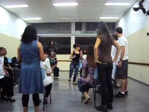 Teatro- jogo do viúvo