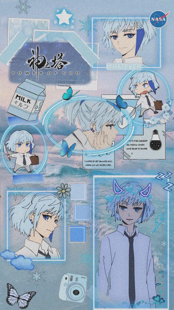 Khun Auguero Agnis Aesthetic Wallpaper Seni Anime Kartun Seni