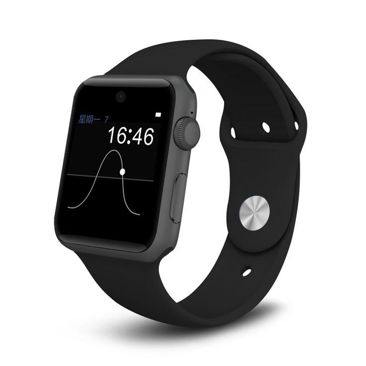 ZAOYI Bluetooth DM09 Smart Uhr Unterstützung Dual-sim-karte Hd-bildschirm MTK2502c Magie Knopf Smartwatch Für Iphone Android PK GT08 DZ09 U8 //Price: $US $98.00 & FREE Shipping //     #smartuhren