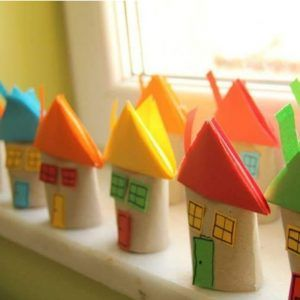 toilet-paper-roll-house-craft