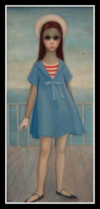 By artist Margaret Keane