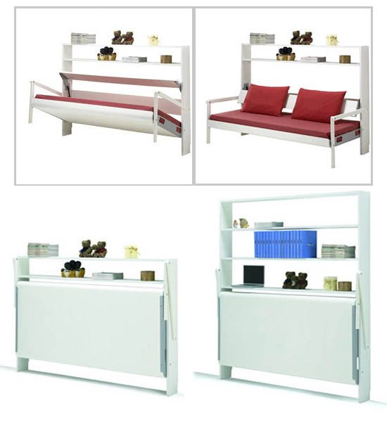 Best 11 Space Saving Fold Down Beds For Small Spaces Furniture 400 x 300