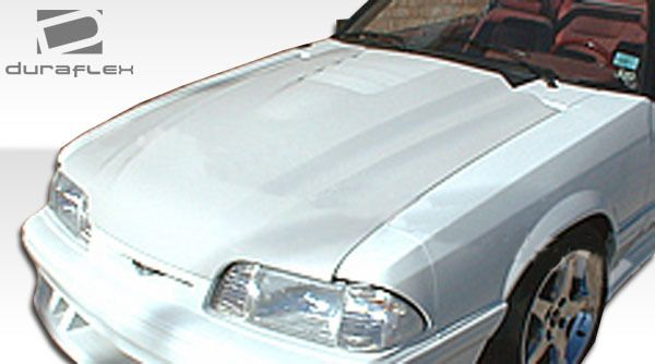 Express Aero Kits - Ford Mustang Cobra R Duraflex Body Kit- Hood 1987-1993, $251.00 (http://www.expressaerokits.com/products/ford-mustang-cobra-r-duraflex-body-kit-hood-1987-1993.html)