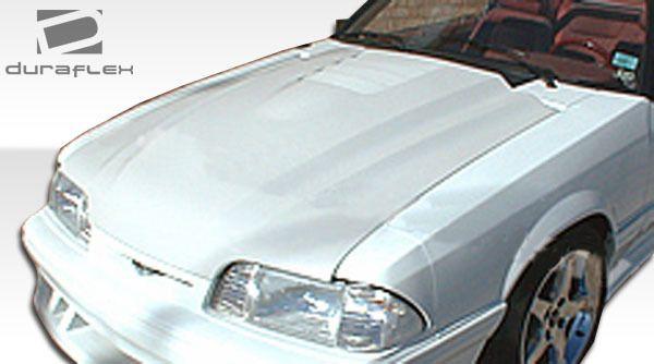 Express Aero Kits - Ford Mustang Cobra R Duraflex Body Kit- Hood 1987-1993, $251.00 (http://www.expressaerokits.com/products/ford-mustang-cobra-r-duraflex-body-kit-hood-1987-1993.html)