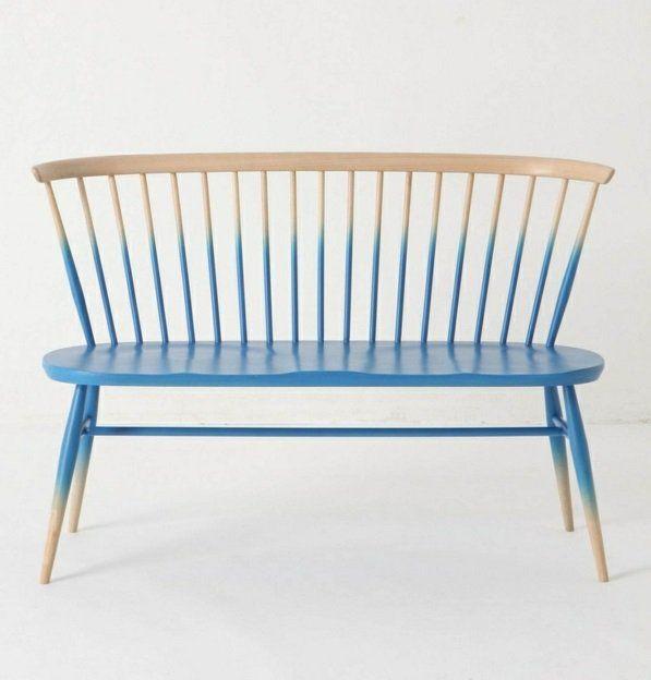 die besten 25+ sprühfarbe holz ideen auf pinterest | mit ... - Sitzbank Aus Holz Selber Bauen