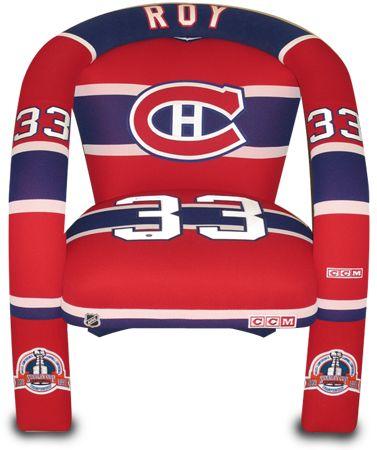 Montreal Canadiens Patrick Roy