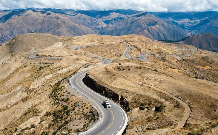 Partindo de São Paulo, viagem de ônibus para o Peru é a maior linha do mundo