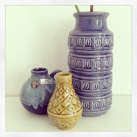 29 Best Vintage Vases Plant Pots Plant Stands Images On