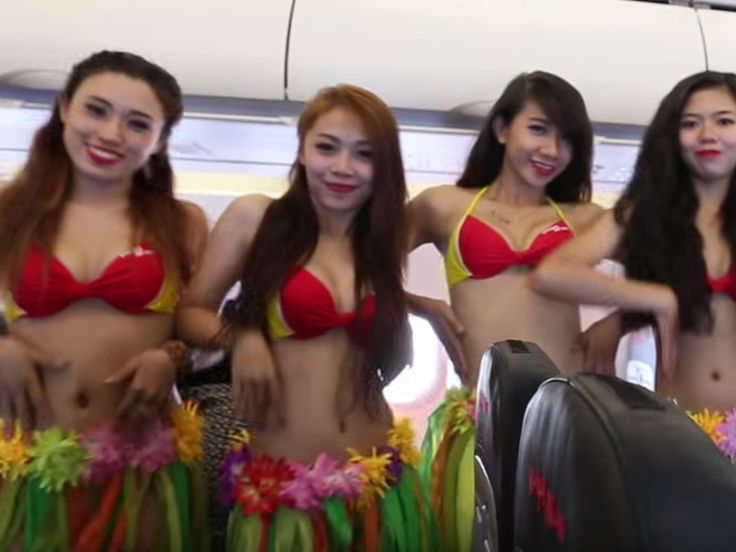 The Vietnam airline famous for bikini-clad flight attendants is now worth more than its national carrier