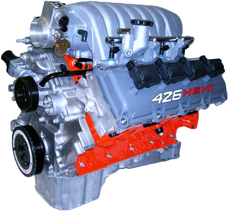 "Stanton Racing Engines Mopar SRT-8 Replacement 7.0L ""426"" Hemi Crate Engine"