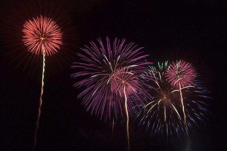 #Fireworks #festivals take place all over #Japan every summer.