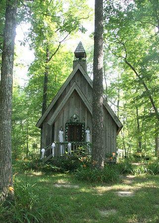 Mentone Alabama Wedding Chapel