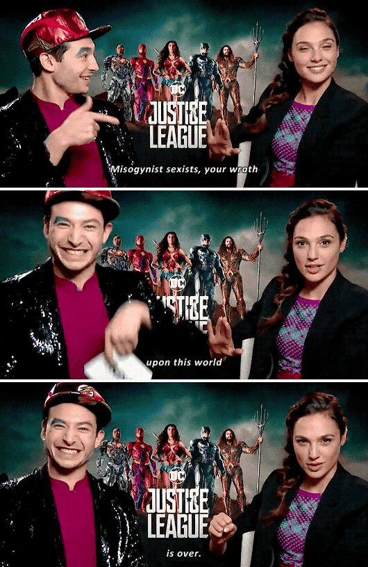 28 Times In 2017 Gal Gadot Made You Go