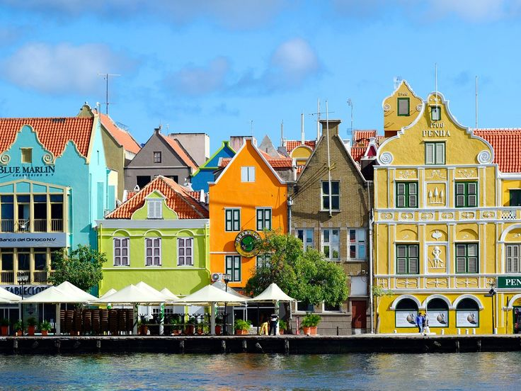 Willemstad, Curaçao - Hidden lagoons, staggering mountains, European-inspired architecture, and more.