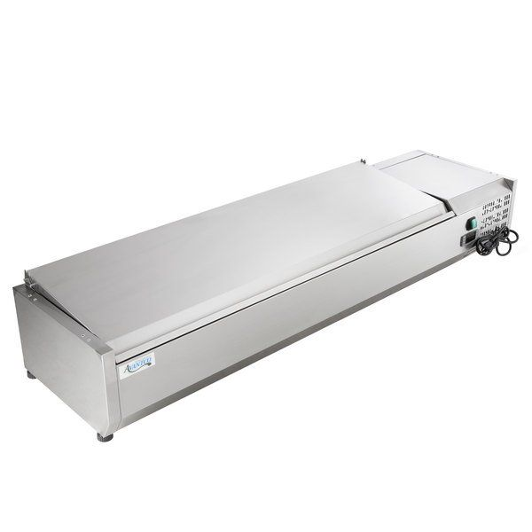 Avantco Cpt 60 Hc 59 Countertop Refrigerated Prep Rail Prepping