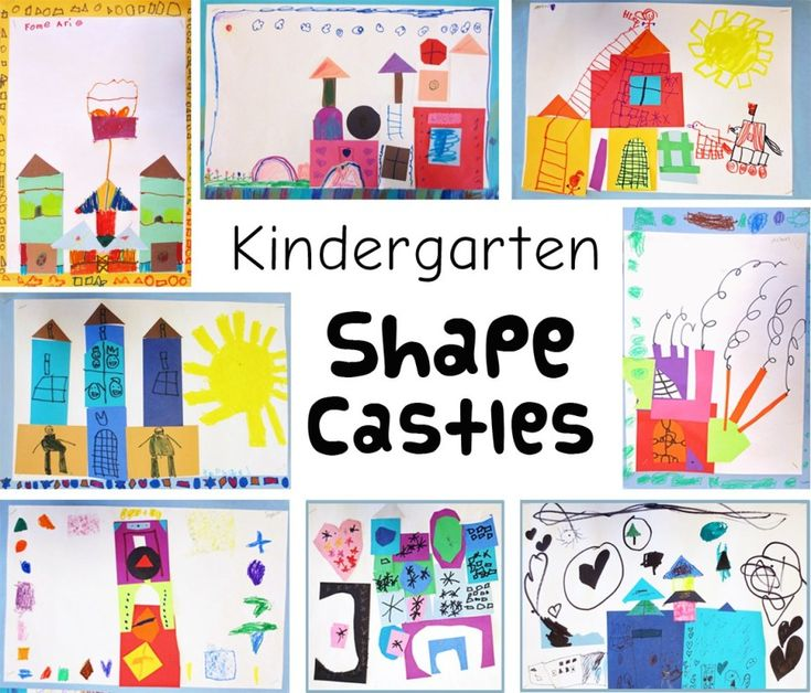 3 Fun and Easy Kindergarten Art Lessons