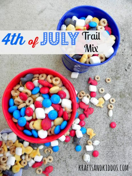 fourth of july mixed drink recipes