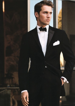 Picture 33 of Andrew Cooper in a great tux!