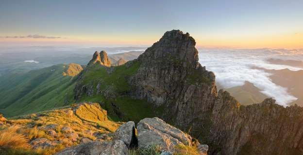 Drakensberg, Free State Province, South Africa - Emil von Maltitz/Getty Images