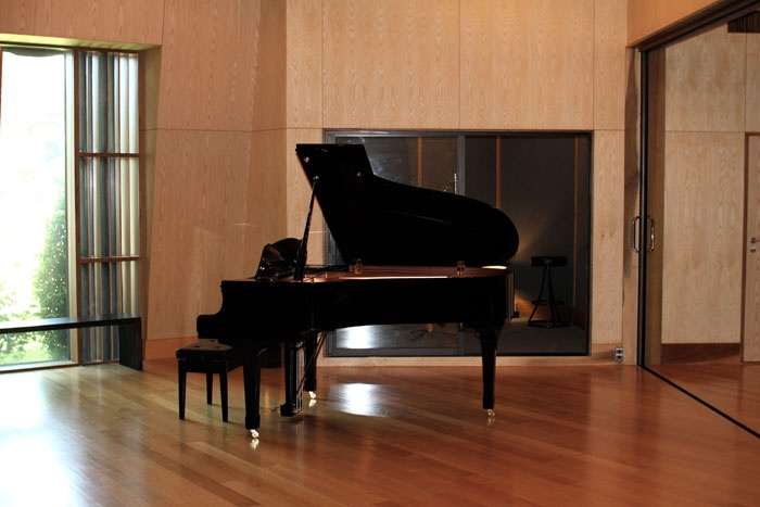 Karma Sound's Yamaha C3 Baby Grand Piano