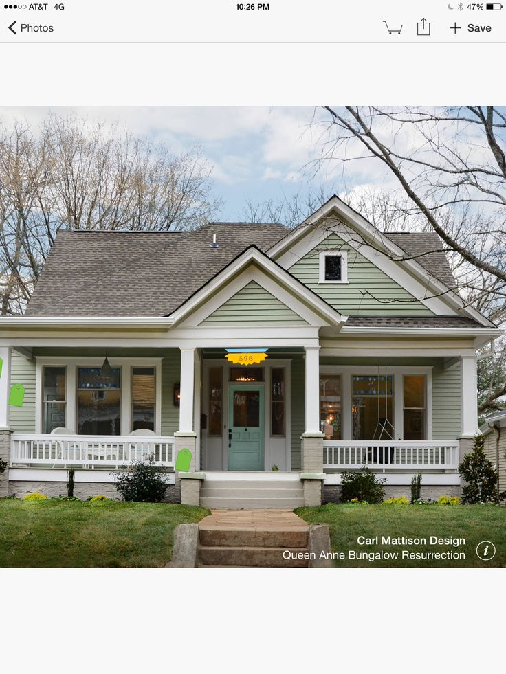 20 best images about exterior paint colors for downtown flip on pinterest hummingbirds - Small house exterior paint collection ...