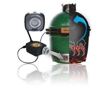 BBQ Guru Temperature Controls