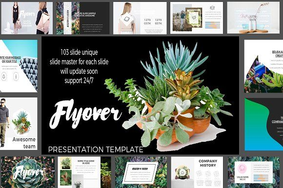 Flyover Powerpoint Presentation - Presentations