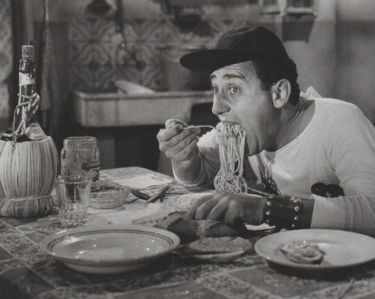 Delicioso with Alberto Sordi