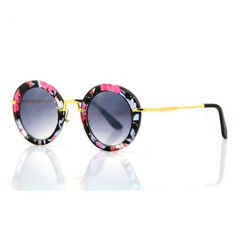 $25 Keep your eye balls protected with these beauties. Come in a variety of colors, all with a touch of gold metal.
