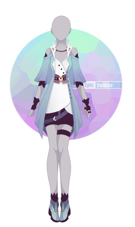 Custom outfit commission 40 by Epic-Soldier.deviantart.com on @DeviantArt