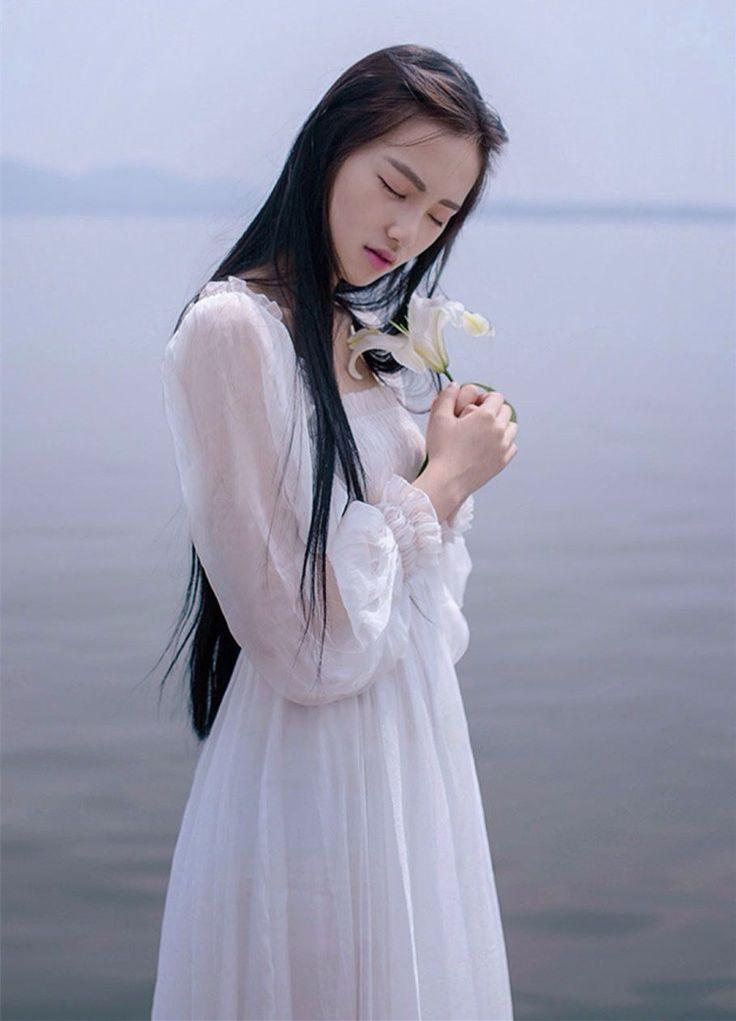свободная перевозка груза 2015 M317 Королевский французский винтаж лето белый шифон кружева принцессы нижней цельный d женский пляж платье