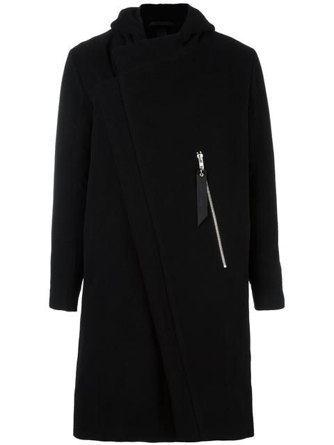 Купить Odeur zip up hooded coat в D2 from the world's best independent boutiques at farfetch.com. 400 бутиков, 1 адрес. .
