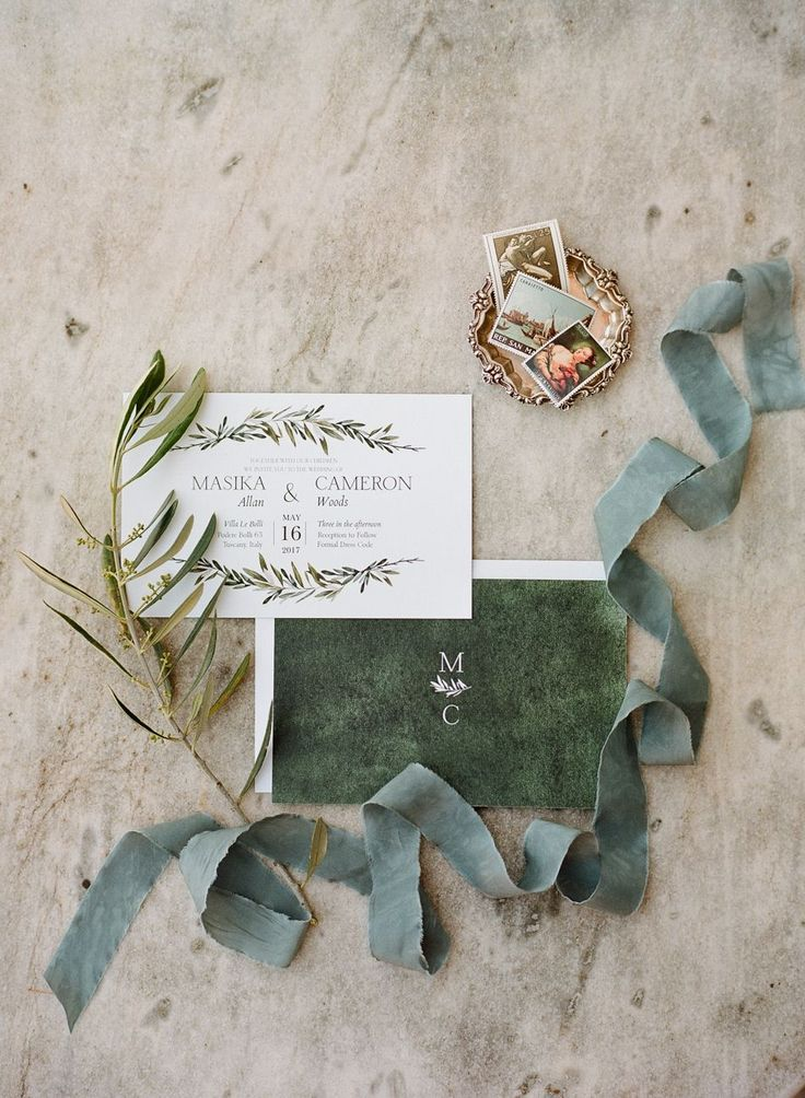 A Beautiful Tuscan Wedding Seventeen Years in the Making | Photography: Koby Brown