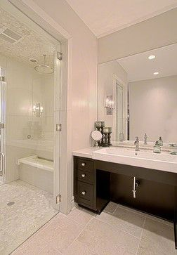 handicap bathroom design ideas pictures remodel and decor - Renovating A Bathroom