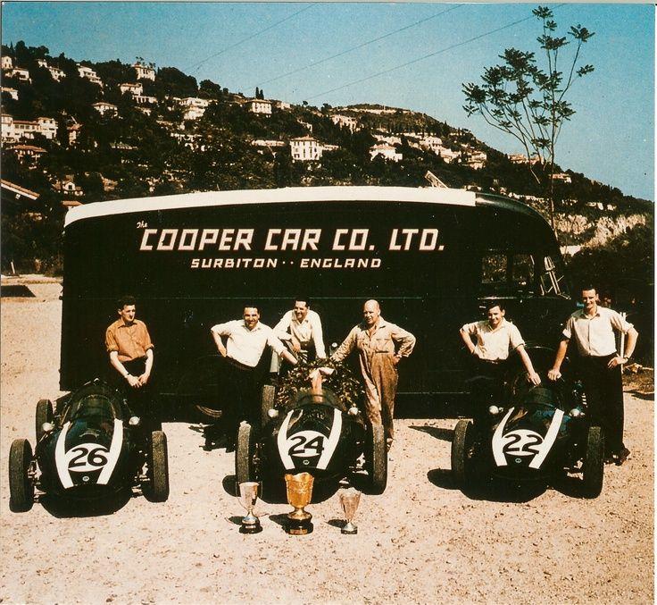 1959 Cooper Team