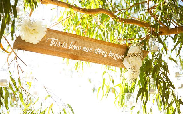 This is how our story begins... Image: Phenomena Photography