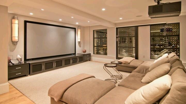 Movie Room!