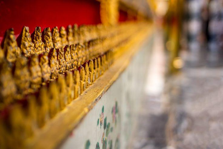 Endless - Taken at the Emerald Buddha Temple (Wat Phra Kaew) Bangkok, Thailand.