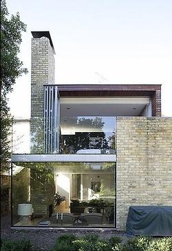 #uitbouw #modern #glas