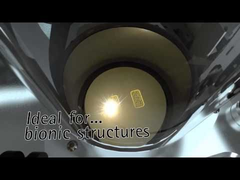 Direct Metal Laser Sintering System Precious M 080 by CPM and EOS