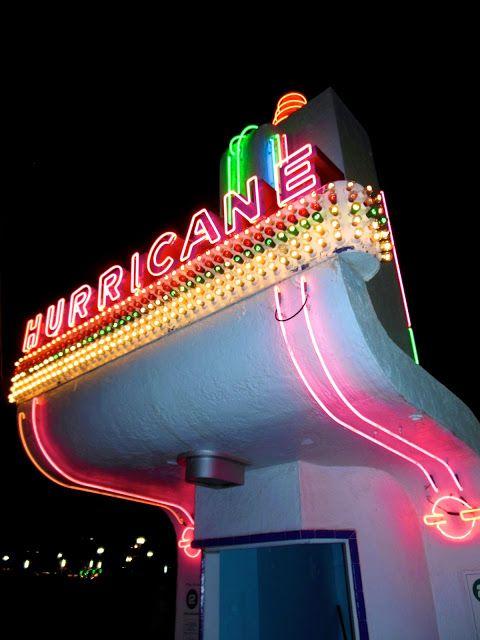Hurrican Tower, Lakeside Amusement Park, Denver, Colorado