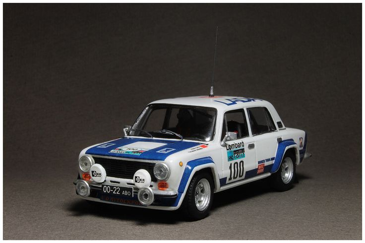 Lada 21011 Lombard RAC Rally 1981 #100 (1/43 Resin) H.Ohu/T.Diener Price €62 + shipping Rally final results http://www.ewrc-results.com/final.php?e=10596&t=Lombard-RAC-Rally-1981