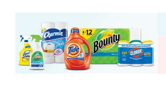 Hot $15 off $50 In Cleaning Supplies/Household Items at Target!